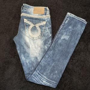 Big Star Jennae Skinny Jeans